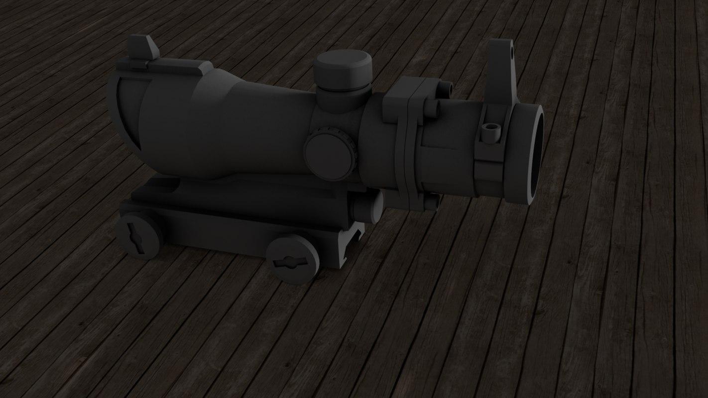 maya acog scope