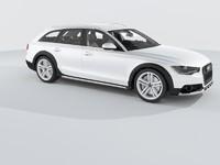 Audi A6 allroad quattro (2013)