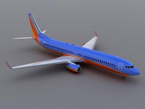 3d aircraft southwest