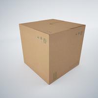 Cardboard Square