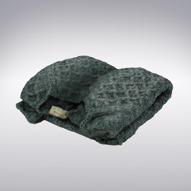maya sweater scanning