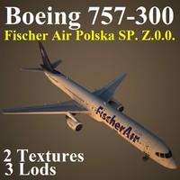 3d model boeing ffp