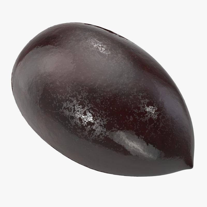 kalamata olive 3d c4d