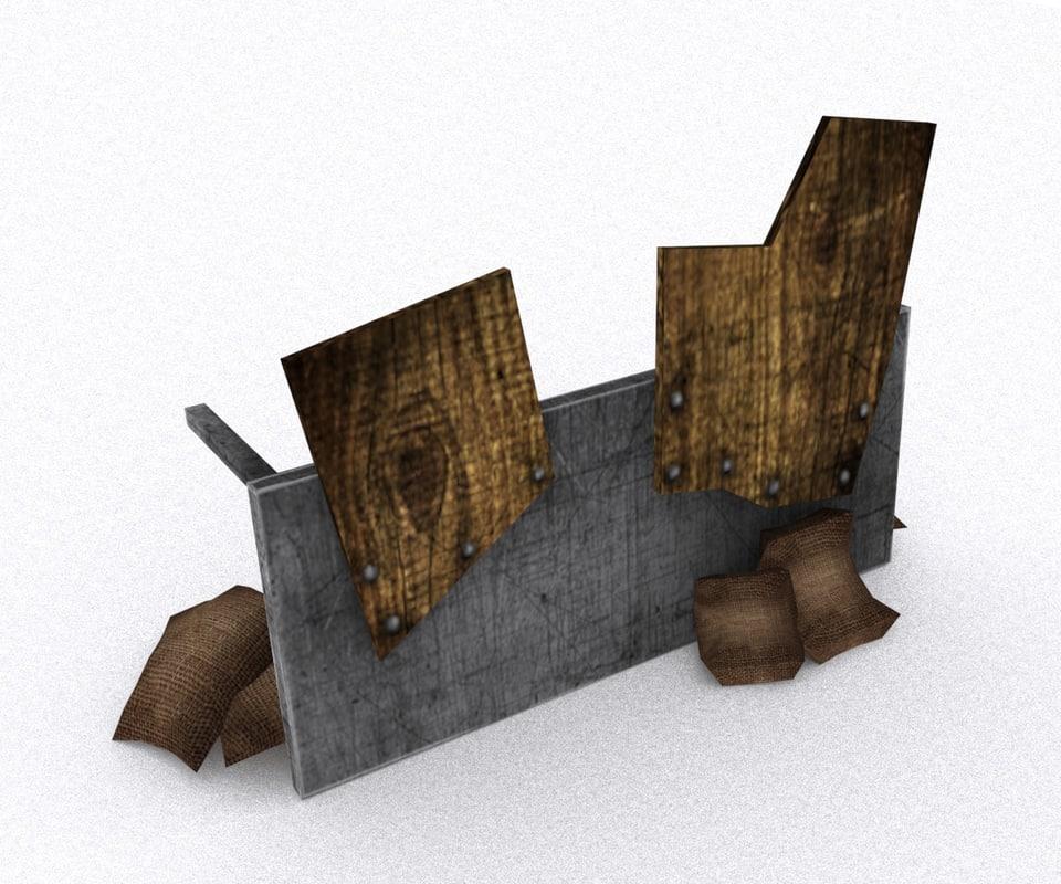 table barricade max