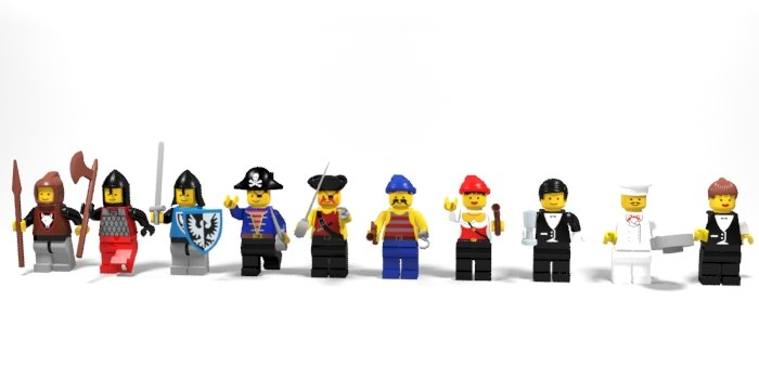 lego characters max