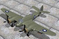 Bristol Beaufighter MK21