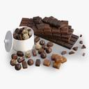 Chocolate & Caramel Sweets