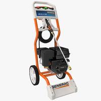 Consumer Pressure Washer Generac 5987