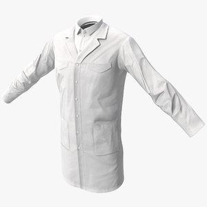 3dsmax lab gown