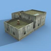 house arid 3d model