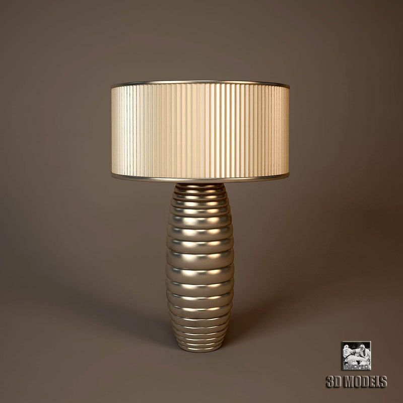 fine lamps art 3ds free
