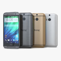 HTC One (M8) All Color