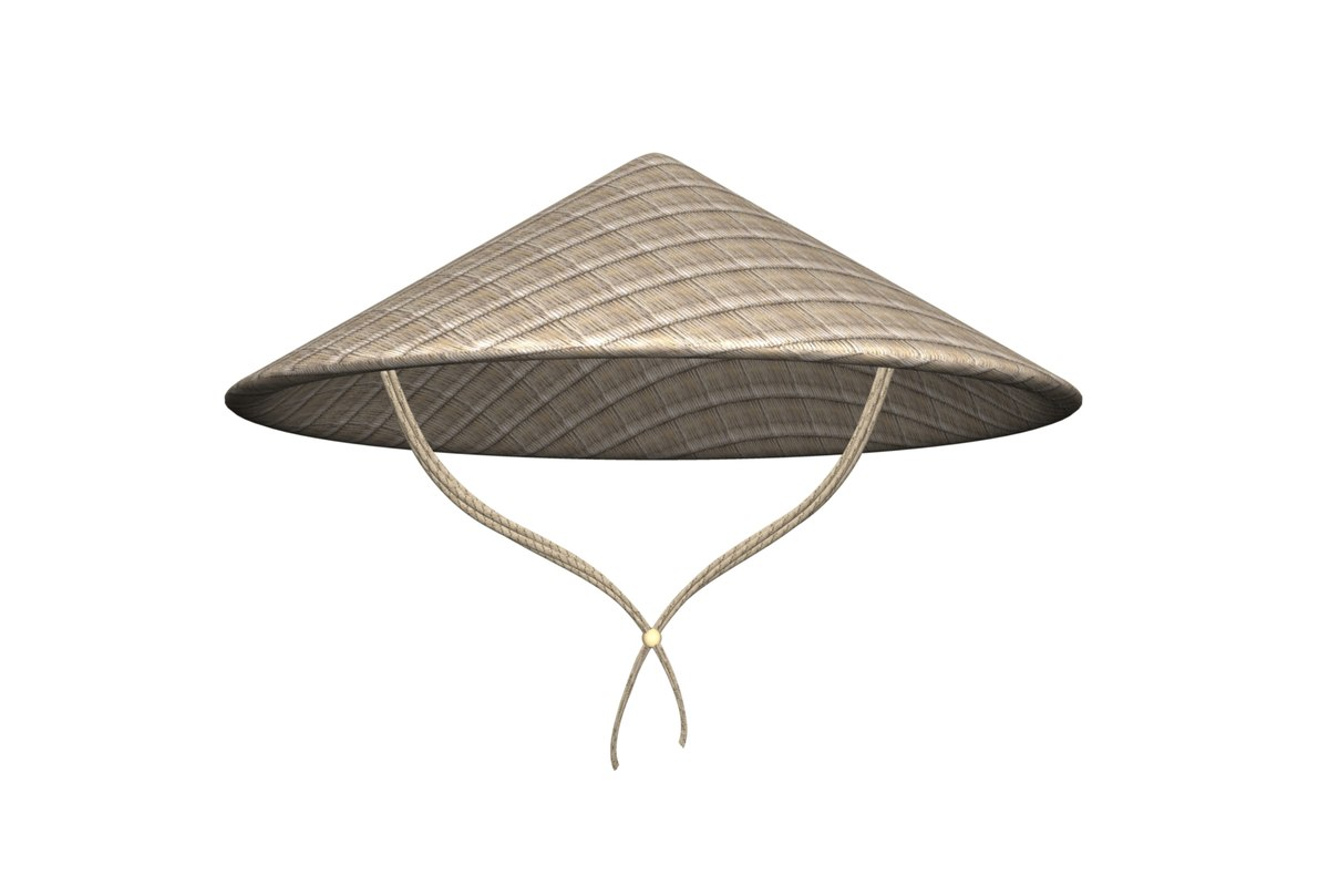 maya conical hat