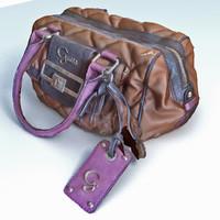 3d fashion bag