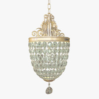 Currey & Company - Bettina Pendant Light
