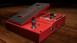 digitech whammy v 3d model