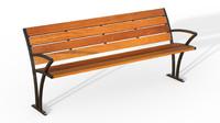 Freesia Bench