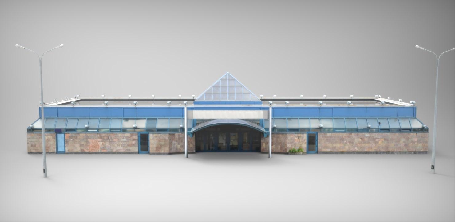 max building railway station