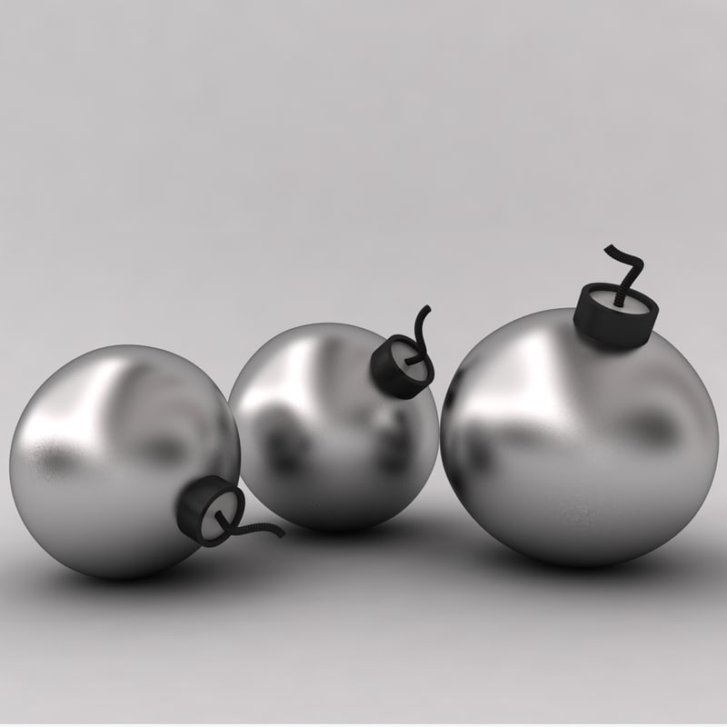 3d group toy bombs