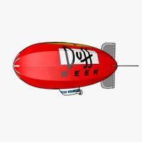 airship duff 3ds