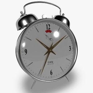 maya interior clock