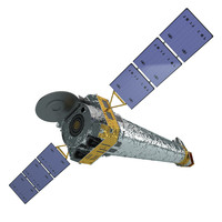 chandra x-ray observatory 3ds