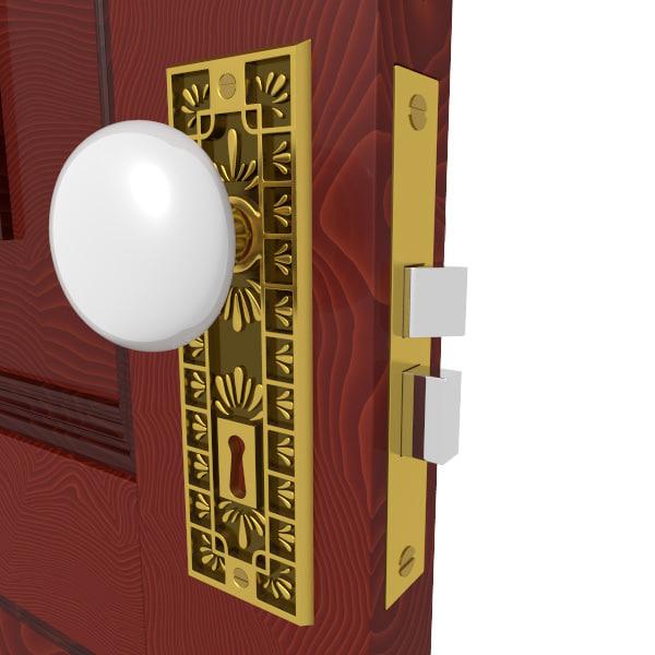 door handle hardware knob max