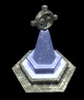 war memorial fountain 3d 3ds