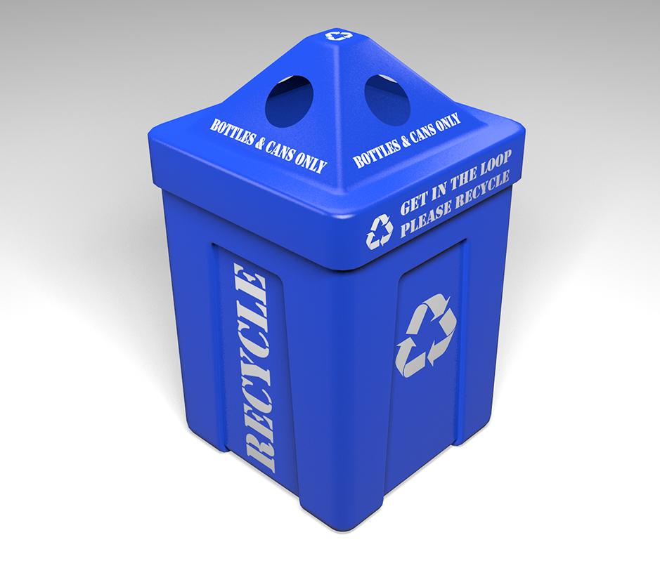 c4d recycle bin