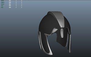 helmet 3d model