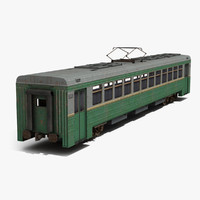 electric train wagon max