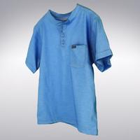 blue t-shirt scanning 3d max