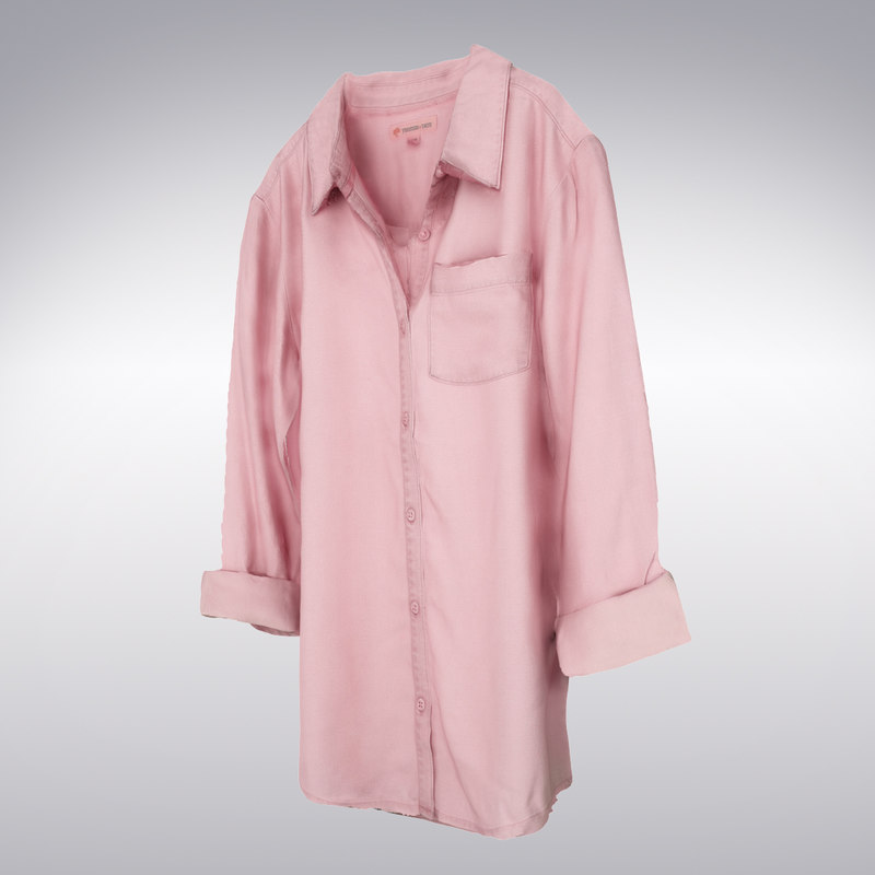 women s pink blouse max