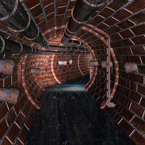 sewer 3d 3ds