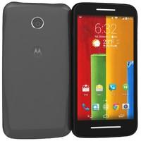 Motorola Moto E & E Dual Black