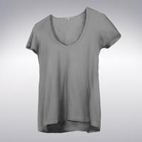 Women's Tshirt Gray
