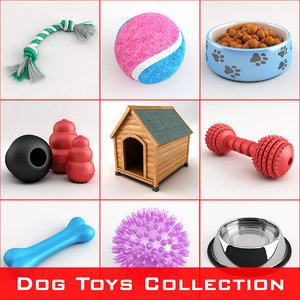 dog toy max