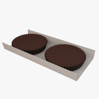 peanut butter cups 3ds