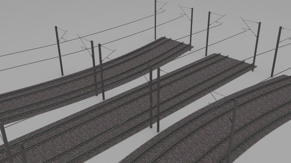maya train track