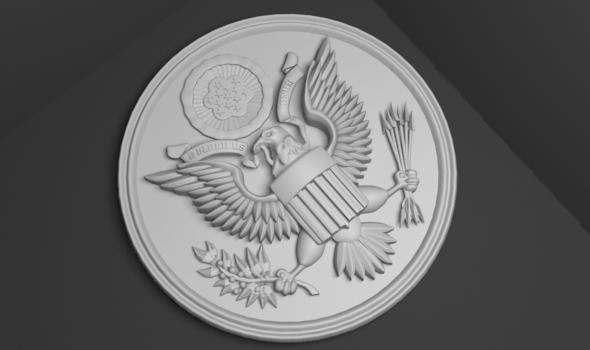 3ds national emblem