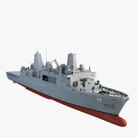 USS San Antonio LPD17