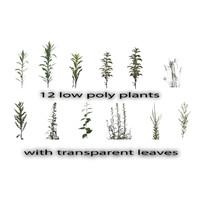 3ds max 12 plants