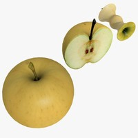 apple core 3d max