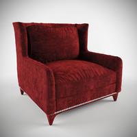 armchair SAINT BABILA