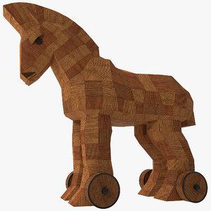 3ds max trojan horse