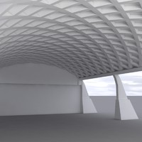 Hangar 3 White