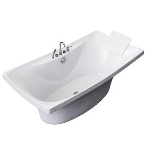 3ds max bath jacob delafon escale