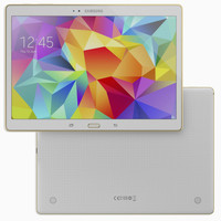Samsung Galaxy Tab S 10.5 White