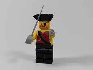 lego pirate character 2 max