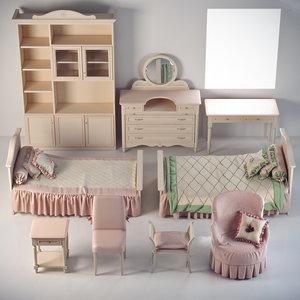 max bedroom set ferretti